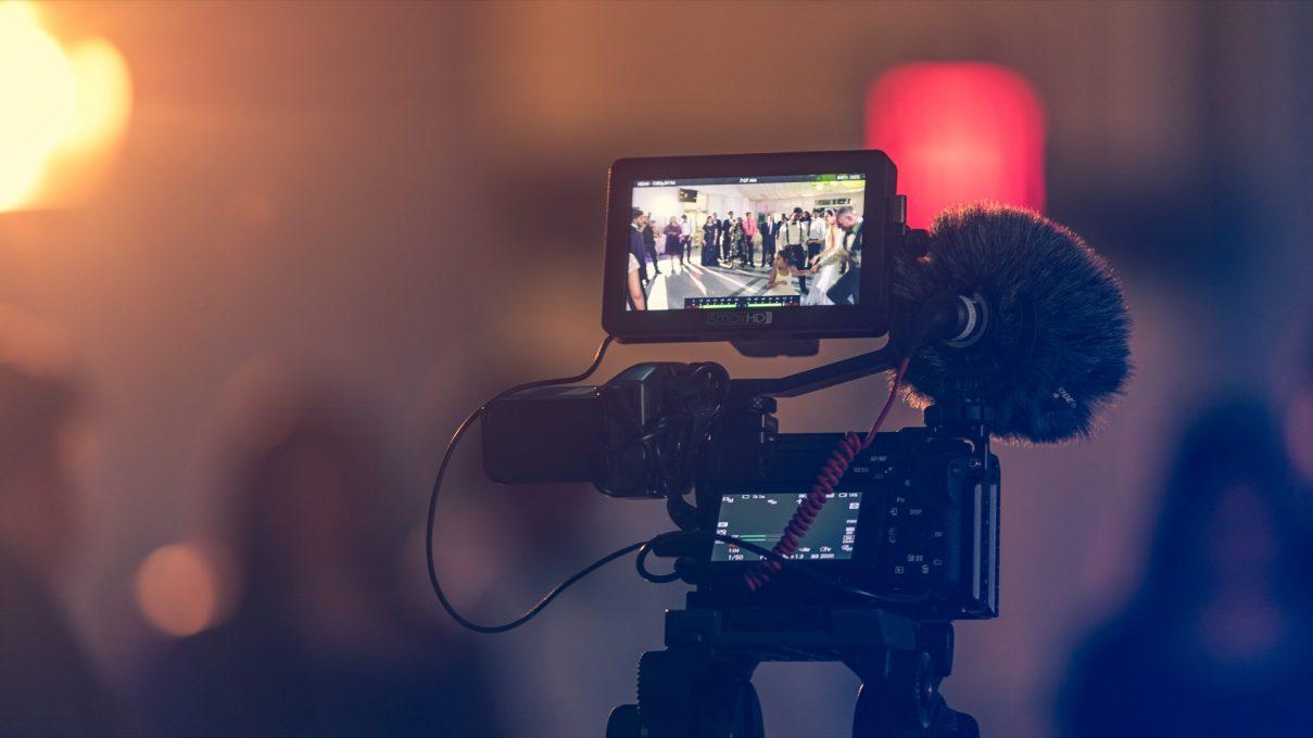 Sfeerafbeelding inhouse filming